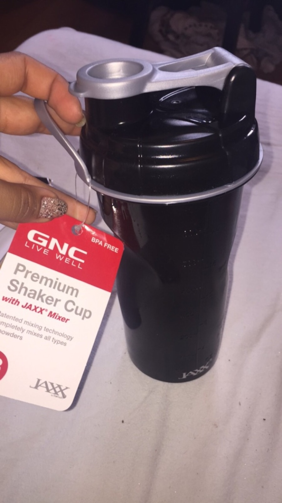 GNC PREMIUM SHAKER CUP  - New Westminster