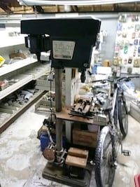 drill press and adjusting tables Cheswick, 15024