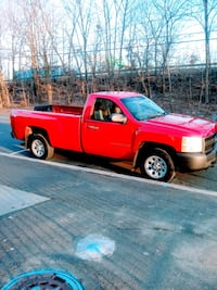 2008 Chevrolet Silverado 1500 Work Truck Regular C