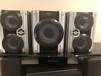 Sony speaker system Richmond Hill