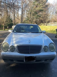 Mercedes - E - 2002 Great Falls, 22066