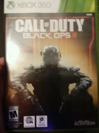Call of Duty Black Ops 3 Xbox 360 game case Middletown, 06457