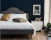 Bed & Bed Frame Toronto, M4M 0A4