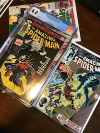 Amazing Spider-Man #194 & #265 (CGC 4.0) London, N6A 2T8