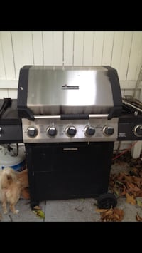 Used Brinkmann Grill Includes Tank For Sale In Fort