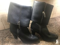 Authentic Leather Micheal Koors Boots  781 km