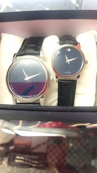 Movado Watch both Set for 2 brand new in box  Calgary, T2B 3G1