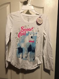 Girls snow day shirt London, N6M 1J4
