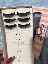 3 pairs of fake eyelashes Toronto, M1P 4P5