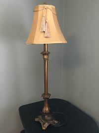 """31"""" tall Bombay Co lamp St Catharines, L2S 3J4"""