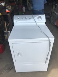 Gas dryer Lincoln, 62656