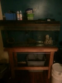 Fish tank 55 gallon high top OBO Suitland-Silver Hill, 20746