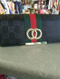 black and green Gucci wallet Niagara Falls, L2E 4E4