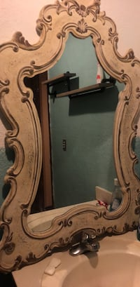 Wood mirror about 3 feet tall bought it for 300 at hobby lobby  Oklahoma City, 73109