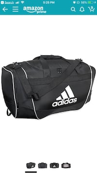 Adidas Duffel Bag Washington, 20012