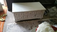 Antique 14 drawer coffee table  South Glens Falls, 12803