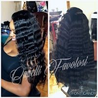 Fabulous Hairstyles! Weaves! Dyes! Toronto