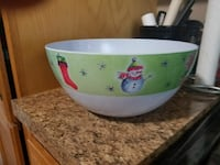 Plastic Christmas Bowl Youngstown, 44515