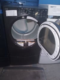 KENMORE FRONT LOAD ELECTRIC DRYER WHIT PEDESTAL WORKING PERFECT