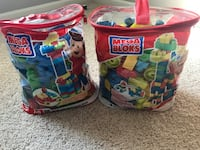 two Disney Pixar Cars plastic toys Ellicott City, 21043