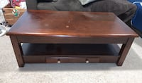 Cherry Wood Coffee Table Chantilly, 20152