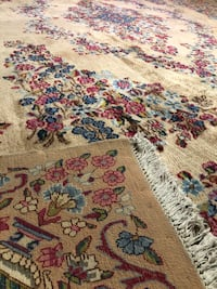 Authentic Persian handmade rug(10' by 13')