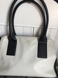 White and black Kate Spade Bag Virginia Beach, 23451