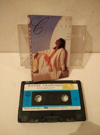 Kaset Randy Crawford rich and poor Bahriye Üçok Mahallesi, 35600