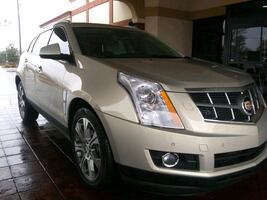 2012 Cadillac SRX FWD Luxury Collection