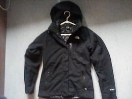 Woman's North face jacket black