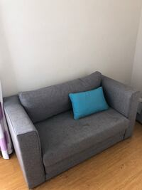 Kids Sofa/twin fold out in Irvine