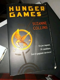 Hunger Games volume 1 tome 1 Montréal, H1W 2W5