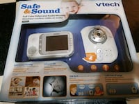 Vtech video and audio baby monitor Toronto