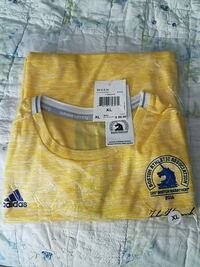 Boston Marathon Running Shirt Framingham, 01702
