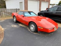 1986 Chevrolet Corvette Hughesville