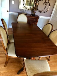 Dining Room Table with 6 Chairs Glenelg