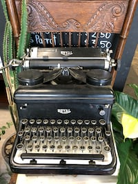 Royal typewriter  Arlington, 22201