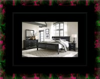 11pc black Marley bedroom set Washington, 20018