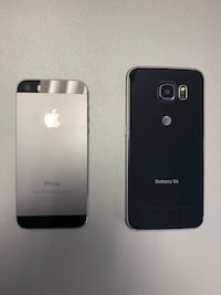 iPhone 5s & Samsung Galaxy S6 Aurora, 80012