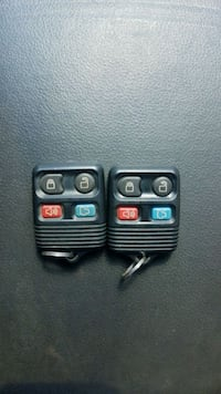 Any Ford key fob.  Toronto, M9M 2X5