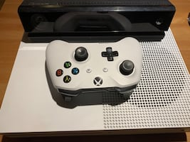Xbox one s + kinect