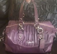 Coach leather handbag Vancouver, V5S 3V5