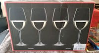 Brand new wine glasses  Brampton, L6T 3Z1