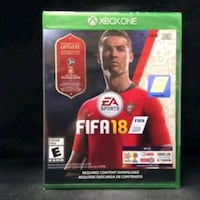 Xbox One FIFA 18 World Cup Edition Enola