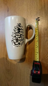 Tall mug from Indigo Cambridge
