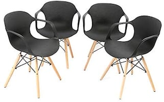 NEW! Modern Dining Room/Office Chairs (Set of 4)