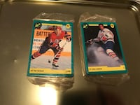 two Ice Hockey player cards Gatineau, J8P 0B2