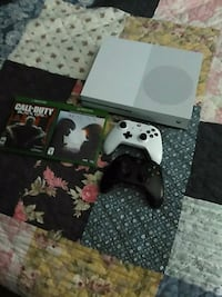 Xbox One S, halo 5, call of duty Black Ops