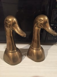 Antique duck head set  213 mi