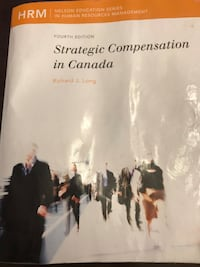 HRM Strategic Compensation in Canada